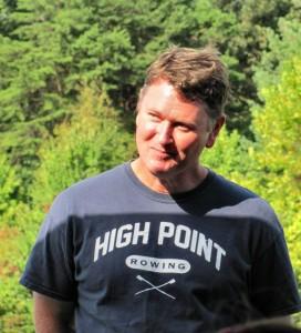 Crew founder Gene Kininmonth