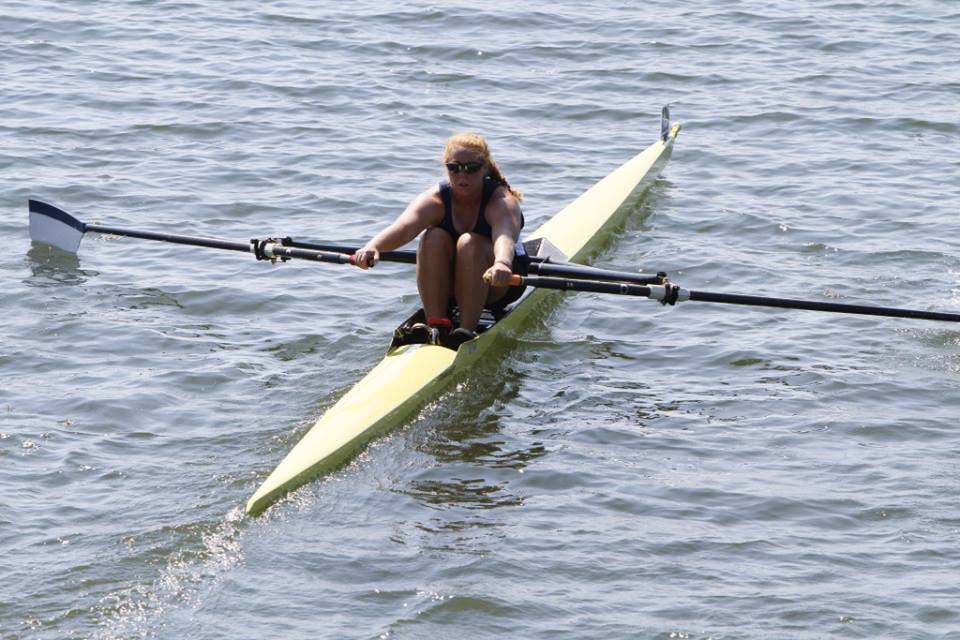 Katie Ognovich has been offered a full ride scholarship to row at the University of Oklahoma.