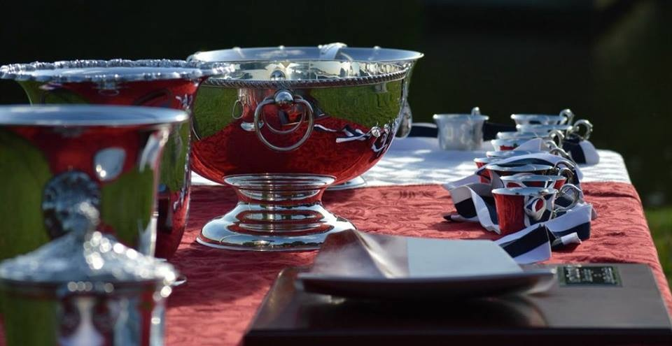The York Cup is a perpetual prize presented annually to the eligible crew of High Point rowers that has recorded the fastest bridge to bridge time in the previous year. It is named in honor of Greg and Karen York for their philanthropic leadership.