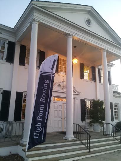 Starount Country Club in Greensboro was the venue for the Celebration of Rowing with Caroline Lind.