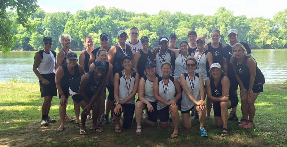 High Point Rowing Club has created the most successful Masters program in the state in just 12 months.