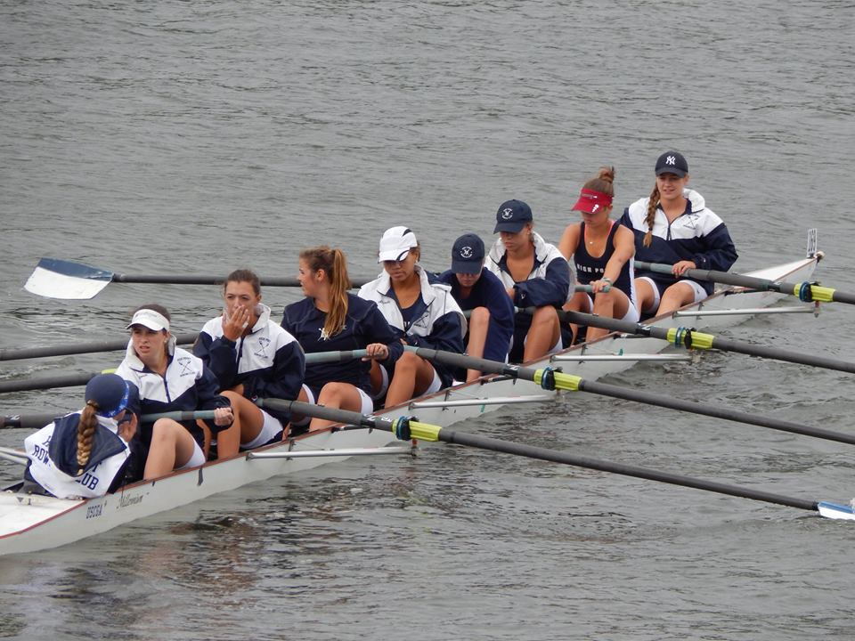 After a stunning vitory in Clemson, SC over the weekend, High Point's varsity girls crew will battle regional powerhouse Atlanta at the 2015 High Point Autumn Rowing Festival on Saturday.