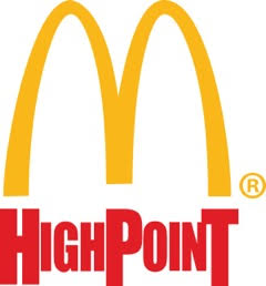 McDonalds - High Point is one of our 2016 corporate sponsors!