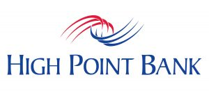 High Point Rowing Club is pleased to have the support of High Point Bank.
